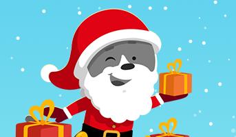 Fioulmarket vous souhaite un Noël plein de chaleur !