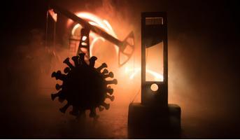 Baisse du prix du pétrole en raison de l'augmentation des cas de Covid-19