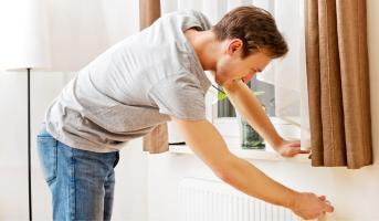 Dépense mensuelle moyenne des français pour leur chauffage : 140 €