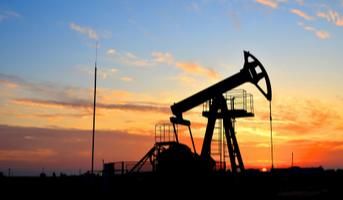 Hausse cours pétrole WTI