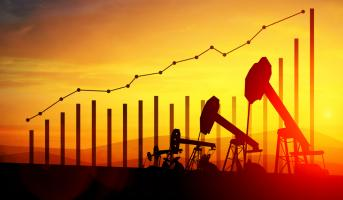 Image Le prix du pétrole à son plus haut niveau en décembre 2016