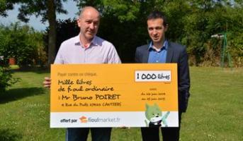 Fioulmarket.fr fait gagner 1000 litres de fioul !
