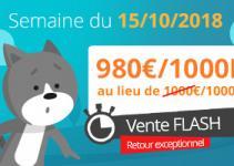 Image Tendance prix fioul domestique : semaine du 15 octobre 2018