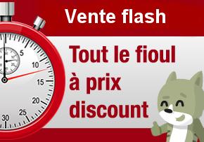 Ventes flash de fioul achetez moins cher - Vente flash internet ...